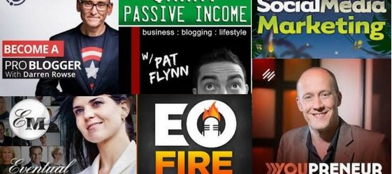 online business podcasts