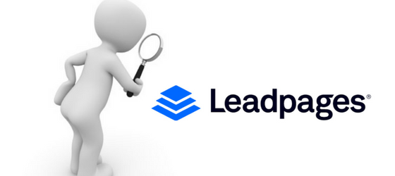 Leadpages, Analytics, Conversions