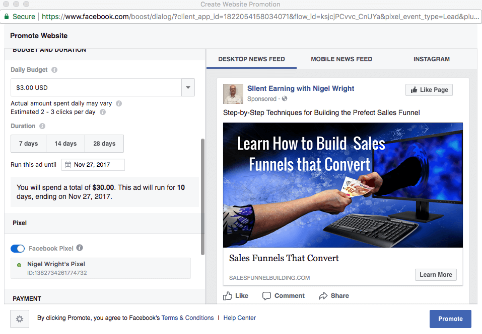 What Does Leadpages Facebook Mean?