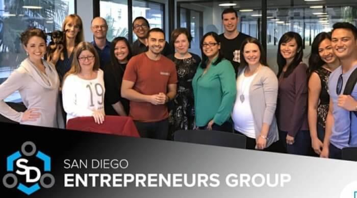SD Entrepreneurs Group, SPI, Pat Flynn, WeWork